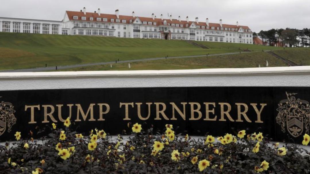 Trump Turnberry Hotel