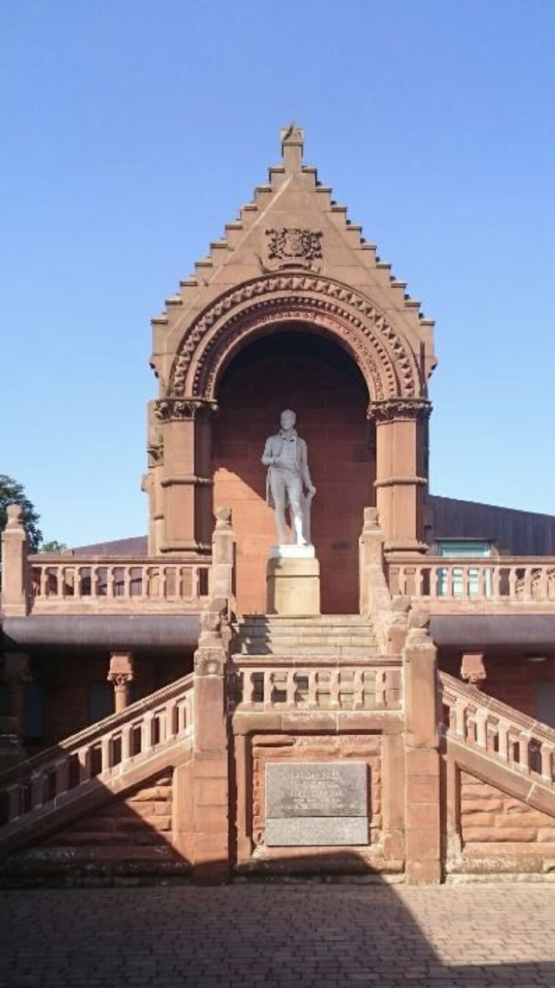 Klimarnock Burns Monument